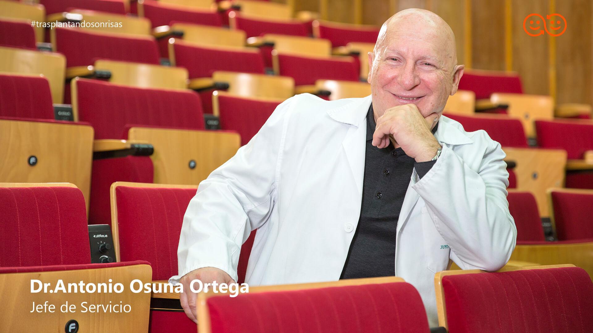 Dr. Antonio Osuna Ortega