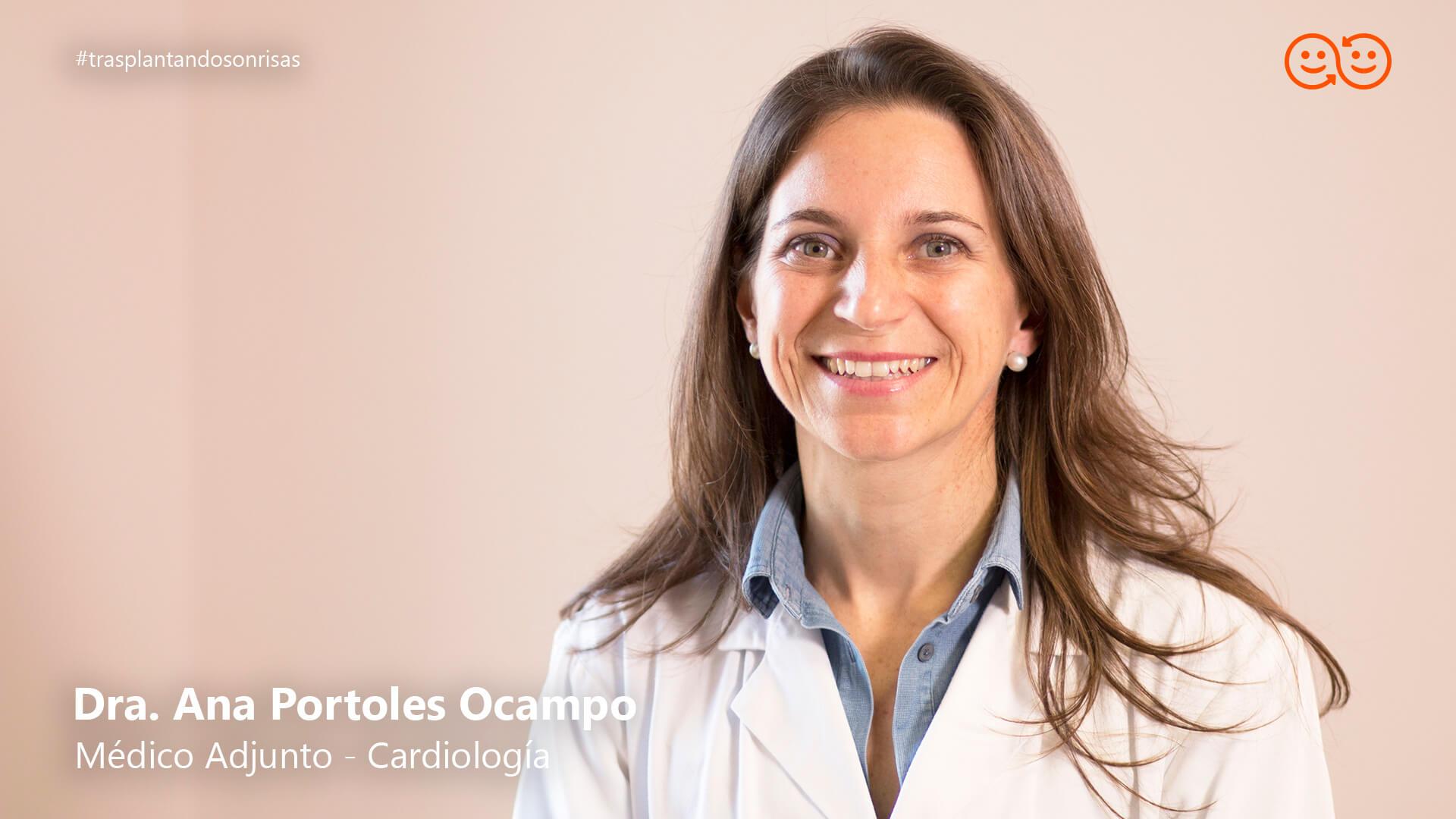 Dra. Ana Portoles Ocampo