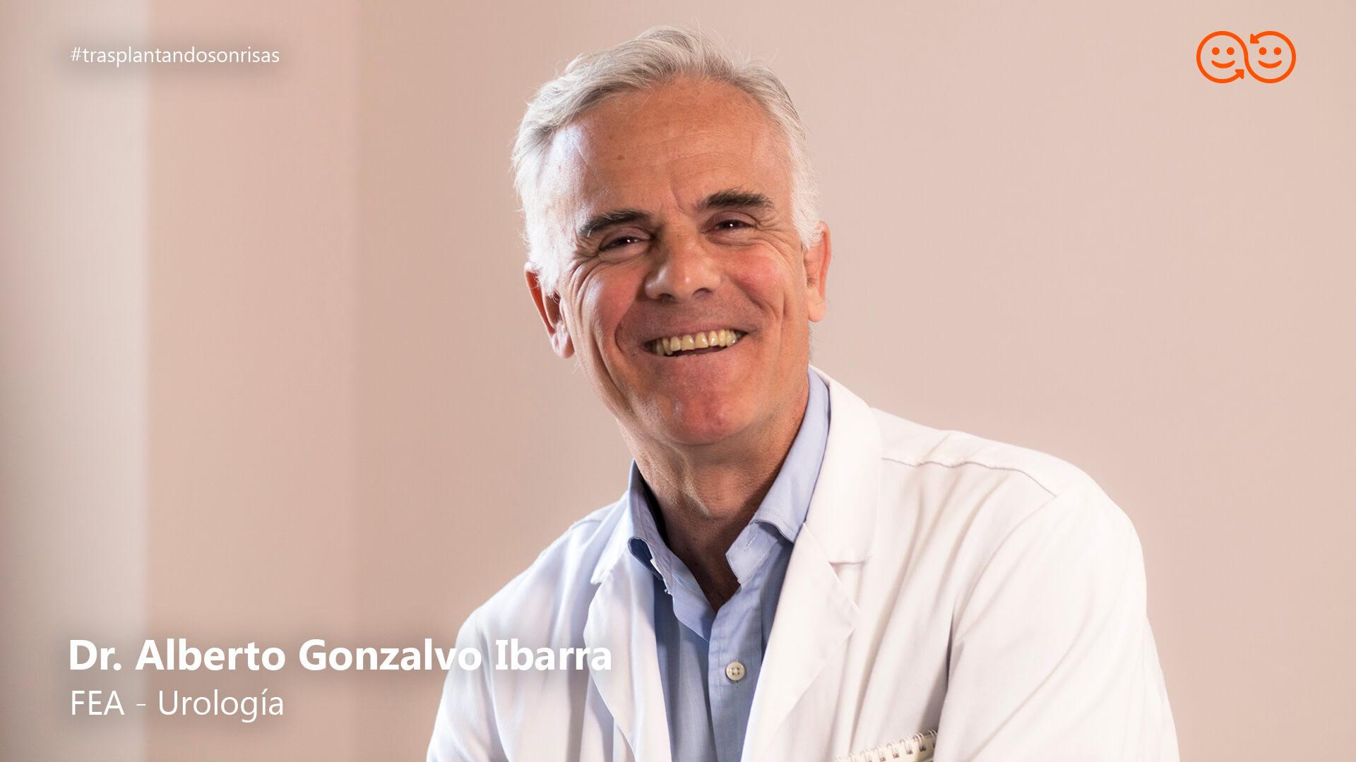 Dr. Alberto Gonzalvo Ibarra