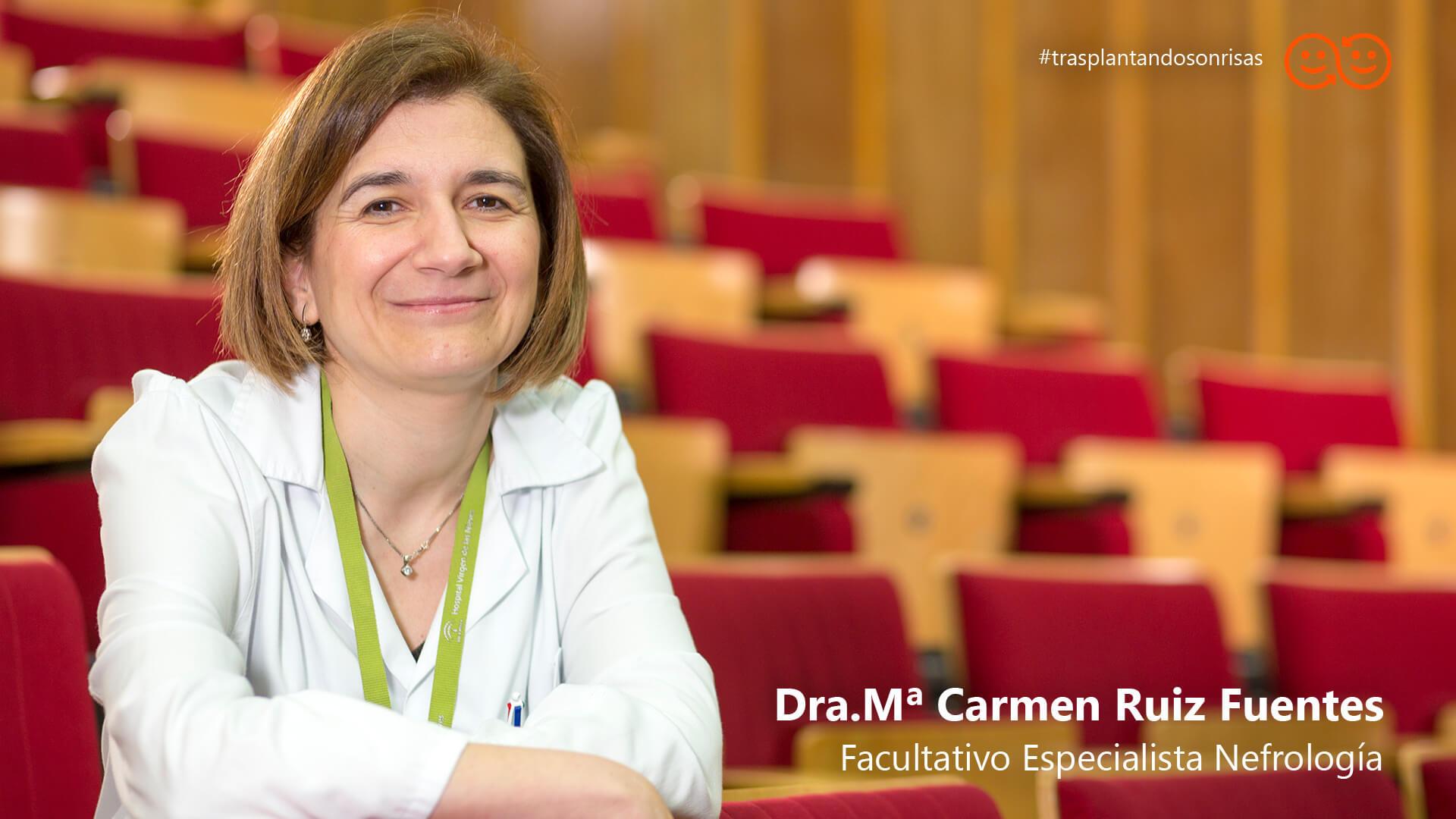 Dra. Mª Carmen Ruiz Fuentes