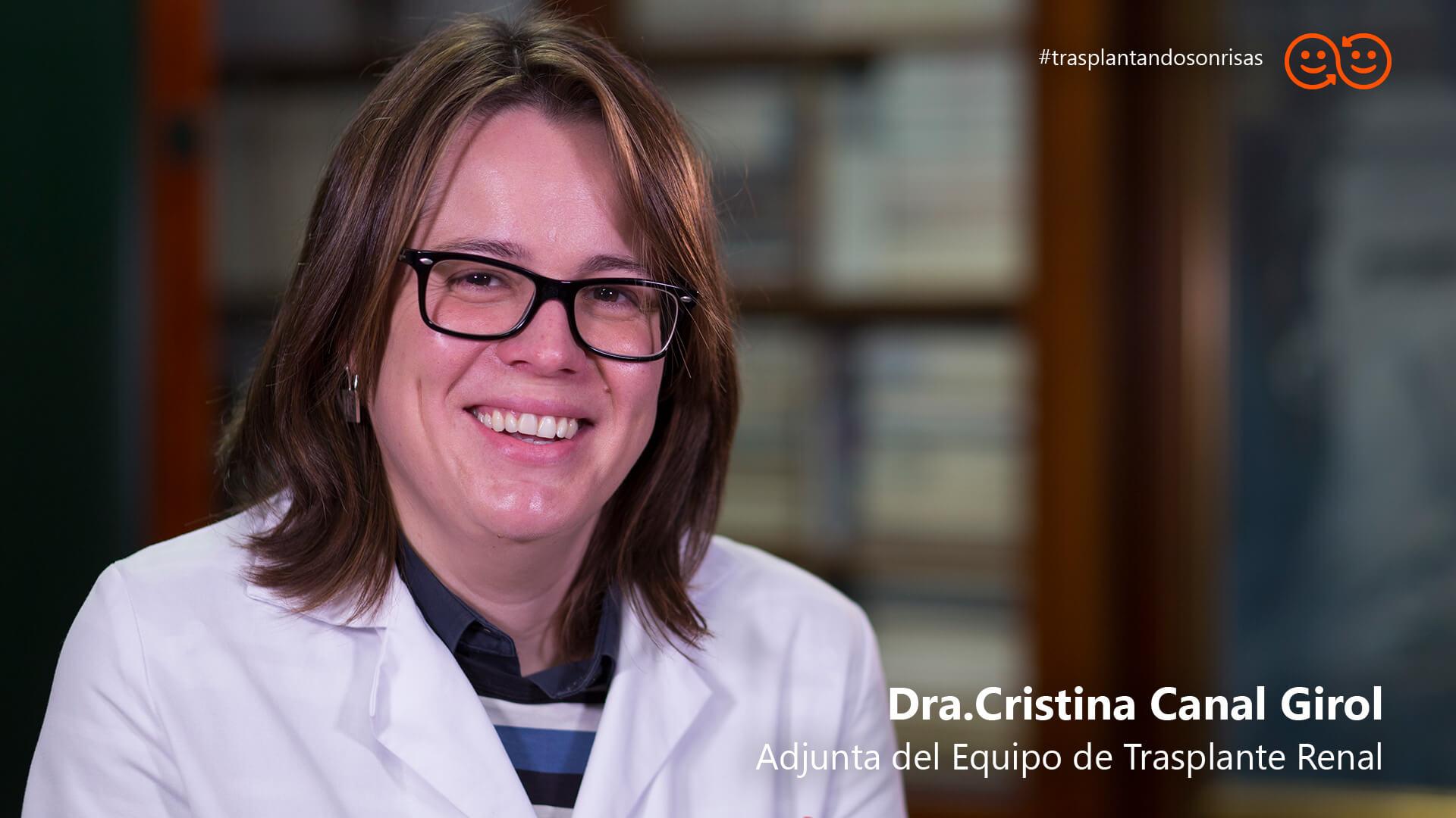 Dra. Cristina Canal Girol